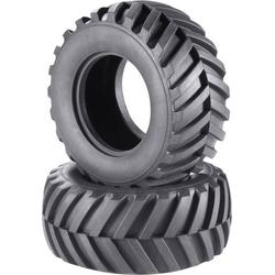 Reely 1:8 Monstertruck Reifen Traktor 2St.