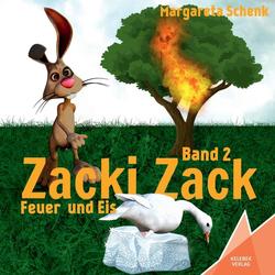 Zacki Zack als Buch von Margareta Schenk