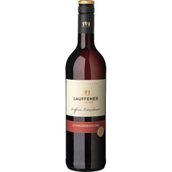 Lauffener Katzenbeißer Schwarzriesling Württemberg Qualitätswein 12,0 % vol 0,75 Liter