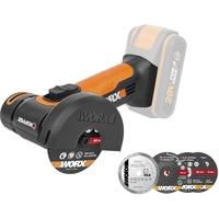 Worx 20 V Akku-Mini-Winkelschleifer WX801.9 Solo