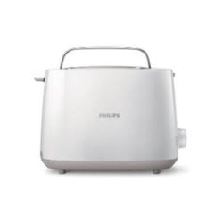 Philips Toaster HD2581/00 Kompakt-Toaster weiß