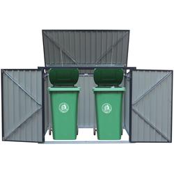 Hide Mülltonnenbox, für 2 x 240 l