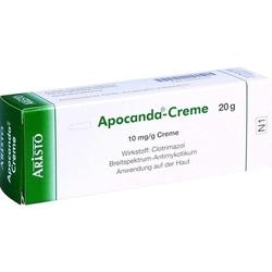 APOCANDA Creme 20 g