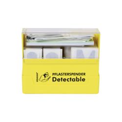 Söhngen detectab Pflasterspender, gefüllt, Detectable Pflaster für Tätigkeitsbereiche mit Nahrungsmittel, 1 Set