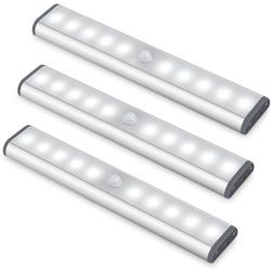 Vaxiuja Schrankleuchte LED Schrankleuchten, Kleiderschrank Lampen Unterbauleiste Beleuchtung Küchenlampen, Kabinett Nachtlicht Lichtleisten spiegelschrank Stick-On