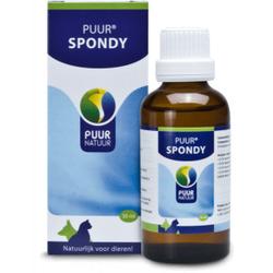 Puur Spondy (spieren & gewrichten) voor hond en kat  2 x 50 ml