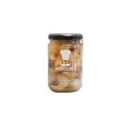 Mariolino Zwiebeln in Balsamico - In Balsamico Essig eingelegte Zwiebeln, 314 ml