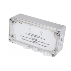 Homematic Funk Rollladenaktor 1-fach | Aufputz | eQ-3 | HM-LC-BI1-SM