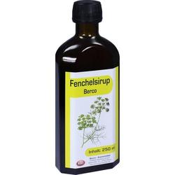 FENCHELSIRUP Berco 250 ml