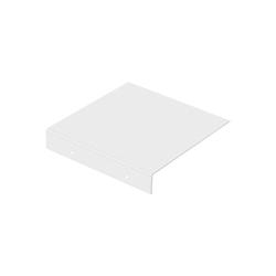 MOCAVI Briefkasten MOCAVI Vers 1 Verschluss Zeitungsfach für MOCAVI Boxen Serie 1 signal-weiß (RAL 9003)