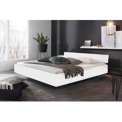 Bett in alpinweiß, Liegefläche 180 x 200 cm
