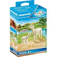 Playmobil Family Fun Alpaka mit Baby 70350