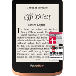 PocketBook eBook-Reader Touch HD 3 rot
