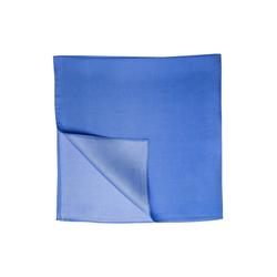 TINITEX Halstuch Seidentuch Halstuch Twill blau