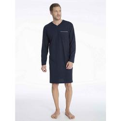 seidensticker Nachthemd Nachthemd, V-Ausschnitt 48 = S