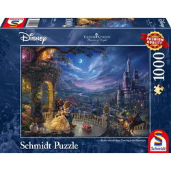 Schmidt Spiele Puzzle Disney Die Schöne und das Biest