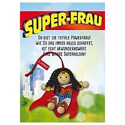 Super Frau Püppkes