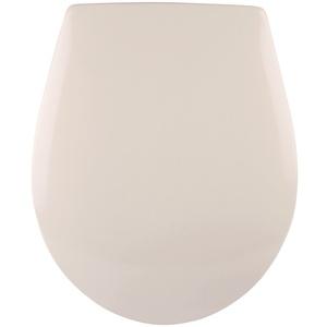 Keramag WC-Sitz Renova Nr. 1 Comprimo, 571044000, WC-Sitz mit abnehmbarem Deckel, Duroplast-Kunststoff, Weiß, 03477 7