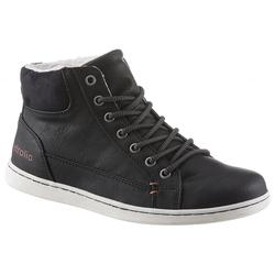 PETROLIO Sneaker mit Warmfutter schwarz 44