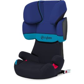 Cybex Solution X-Fix blue moon