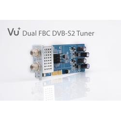 VU+ VU+ DVB-S2/S2X FBC Twin Tuner Uno 4K / Duo 4K / Tuner
