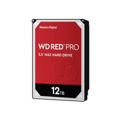 WD Red Pro 12 TB, SATA 6 Gb/s, 3,5