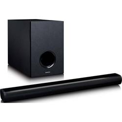 Lenco Soundbar+Subwoofer SBW-800 Black