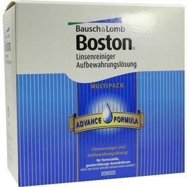 Bausch + Lomb Boston Advance Aufbewahrungslösung 3 x 120 ml + Reiniger 3 x 30 ml Multipack