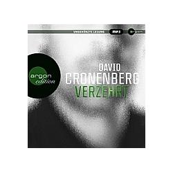 Verzehrt  2 MP3-CDs - Hörbuch