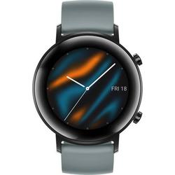 HUAWEI Watch GT 2 (42 mm) Smartwatch M Matt Grau