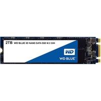 Western Digital Blue 3D NAND 2TB (WDBK3U0020BNC-WRSN)