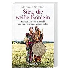 Sika  die weiße Königin. Manuela Samlan  - Buch