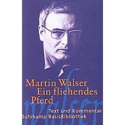 Ein fliehendes Pferd. Martin Walser  - Buch