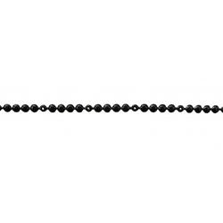 10 Meter Ziernagelstangen schwarz 9,5 mm 100 1/3