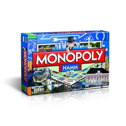 Winning Moves Spiel, Brettspiel Monopoly Hamm
