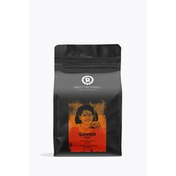 Rösttrommel Kaffeerösterei Indien Sunheri