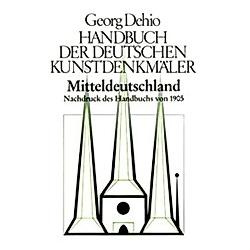 Mitteldeutschland. Georg Dehio  - Buch