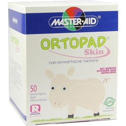 ORTOPAD Skin regular Augenokklusionspflaster 50 St