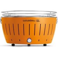 Lotusgrill Holzkohlegrill XL mandarinorange inkl. USB Anschluss
