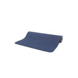 bodhi Yogamatte TPE Yogamatte LOTUS PRO LIGHT dunkelblau/dunkelgrau blau