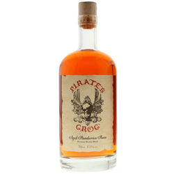 Pirate's Grog Golden Rum 0,70L (37,50% Vol.)