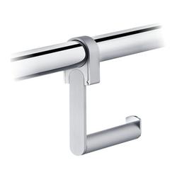 KEUCO Smart/Plan Care Toilettenpapierhalter: ohne Deckel 13,4 x 14,4 x 3 cm