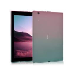 kwmobile Tablet-Hülle, Hülle für Sony Xperia Tablet Z4 - Silikon Tablet Cover Case Schutzhülle