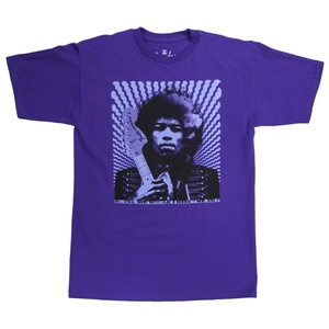 Fender T-Shirt Hendrix Kiss The Sky Grösse S