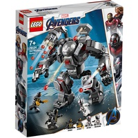 Lego Marvel Super Heroes War Machine Buster (76124)