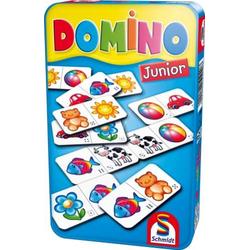 Domino Junior Metalldose