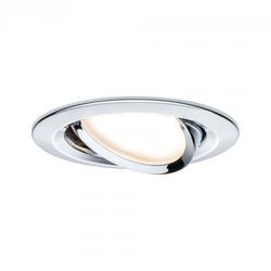 Paulmann LED 1x6,8W, Prem EBL Coin Slim,