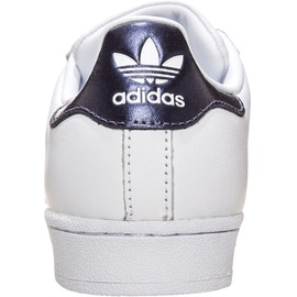 adidas Superstar white-dark blue/ white, 38.5
