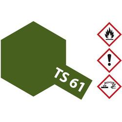 Tamiya Acrylfarbe Nato-Grün TS-61 Spraydose 100ml