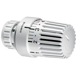 Oventrop Thermostatkopf mit Nullstellung, weiß Uni LD